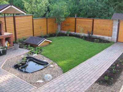 Партерный газон – состав и устройство