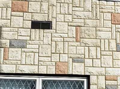 Декоративный камень из гипса – как его сделать своими руками?