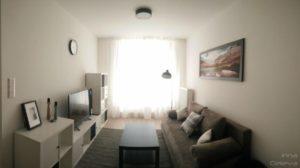 двухкомнатная квартира снять Братислава