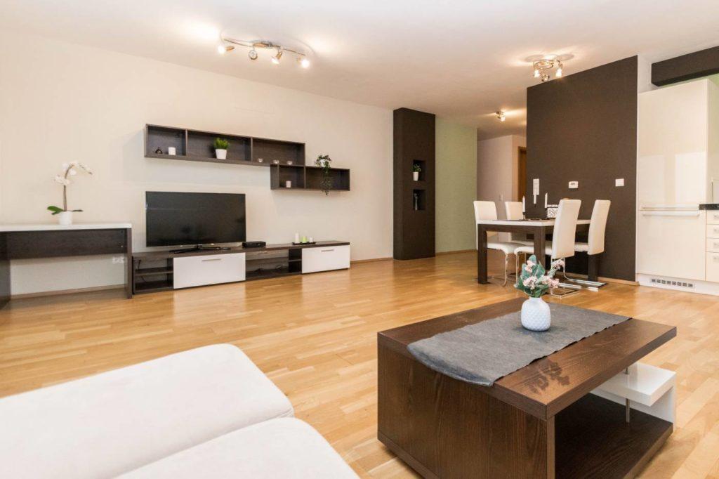 Квартиры за рубежом аренда в Словакии. 3-комнатная Dunajska Luzna